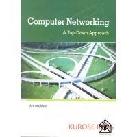 کتاب شبکه های کامپیوتری کراس 6 ( افست )Computer Networking