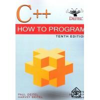 کتاب چگونه برنامه بنویسیم ++C ویرایش 10 افست