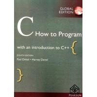 کتاب چگونه با C برنامه بنویسیم ویرایش هشتم زبان اصلی (افست)
