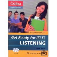 کتاب Get Ready for IELTS LISENING (آماده شوید برای IELTS)