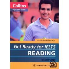 کتاب Get Ready for IELTS READING (آماده شوید برای IELTS)
