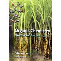 کتاب شیمی آلی ولهارد زبان اصلی (Organic Chemistry)