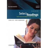 کتاب Select Readings (متون درسی را انتخاب کنید)